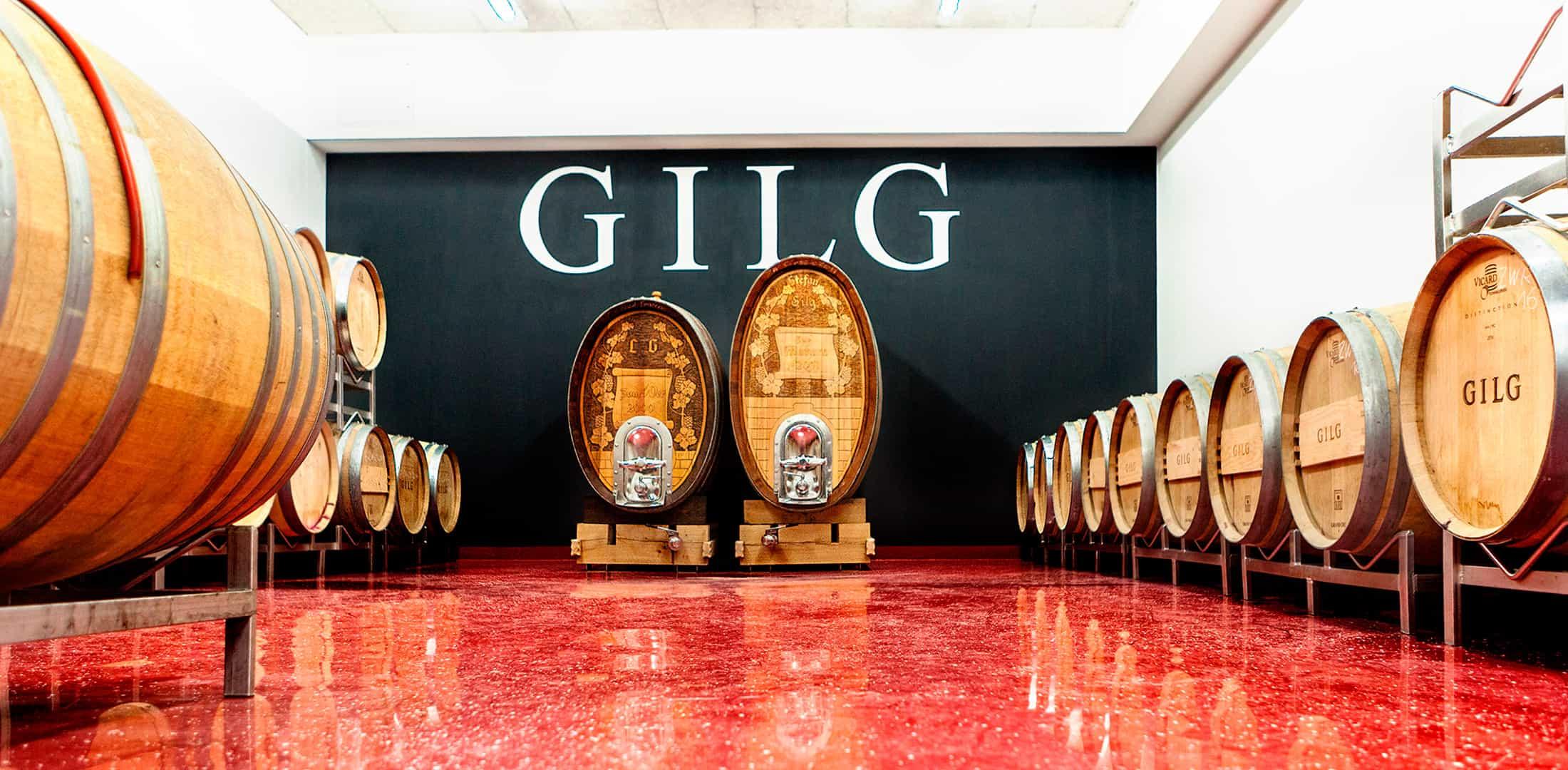 Der neue Barique-Raum der Familie Gilg
