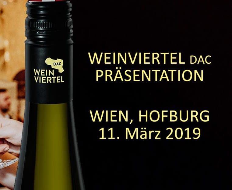 Weinviertel DAC Präsentation Wien